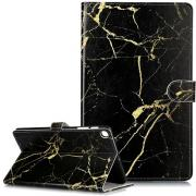 Taltech Cover for Samsung Galaxy Tab A 10.1 2019 - Marble Black