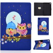 Taltech Cover for Huawei MatePad T8 - Owls