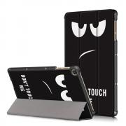 Taltech Cover for Huawei MatePad T10s - Don't Touch Me