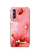 iDeal of Sweden iDeal Fashion Case for Samsung Galaxy S21 - Coral Blush Floral