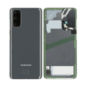 Samsung Galaxy S20 Back Cover Gray
