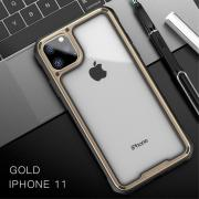 Taltech IPAKY Mu Feng Series Case for iPhone 11 Pro Max - Gold