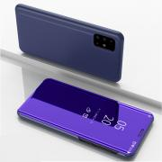 Taltech View Window Flip-cover for Samsung Galaxy A51 - Blue
