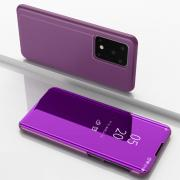 Taltech View Window Flip-cover for Samsung Galaxy S20 Ultra - Purple