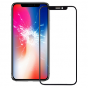 iPhone X Glass with Frame