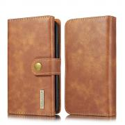 Taltech DG.MING 2-in-1 Wallet Cover for iPhone 11 Pro Max - Brown
