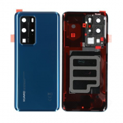huawei P40 Pro Back Cover Blue