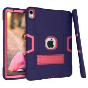 "Shockproof Case with Stand for iPad Pro 11""/iPad Air 4 2020 - Blue/Pink"