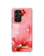 iDeal of Sweden iDeal Fashion Case for Samsung Galaxy S21 Ultra - Coral Blush Floral