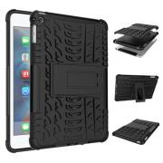 Taltech Case with Tire Pattern for iPad Mini 4 - Mini 2019 - Black