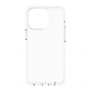 GEAR4 Gear4 D3O Crystal Palace Case for iPhone 13 Pro - Transparent