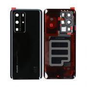 huawei P40 Pro Back Cover Black