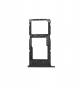 P Smart 2019 Sim Card Holder Black