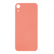 iPhone XR Back Cover Glass - Pink