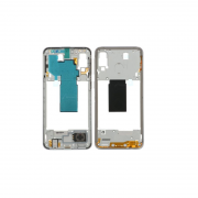 Samsung Galaxy A40 Middle Frame White
