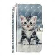Taltech Wallet Cover for iPhone 7 Plus/8 Plus - Cat