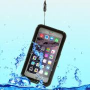 Taltech Waterproof Cover for iPhone 6 & 6S Plus - Black