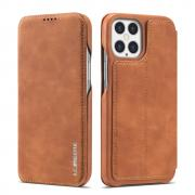 Taltech LC.IMEEKE Retro Cover for iPhone 12 Pro Max - Brown