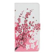Taltech Cover for Samsung Galaxy A20e - Pink Flowers