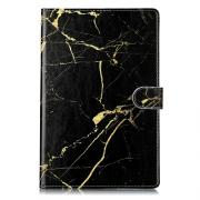 "Taltech Wallet Cover for Samsung Galaxy Tab S5e 10.5"" - Marble Black"