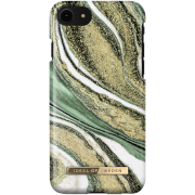 iDeal of Sweden iDeal Fashion Case for iPhone 6/6S/7/8/SE - Cosmic Green Swirl