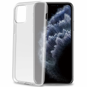 Celly Celly Gelskin Case for iPhone 11 Pro Max - Transparent
