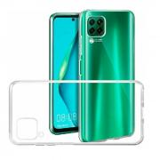 SiGN SiGN Ultra Slim Case for Samsung Galaxy A42 5G - Transparent
