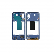 Samsung Galaxy A40 Middle Cover Blue