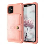 Taltech Kickstand Case for iPhone 12 & 12 Pro - Pink