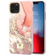 Richmond RF by Richmond & Finch Case for iPhone 11 Pro - Pink Marble Gold