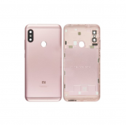 Mi A2 Lite Back Cover - Pink