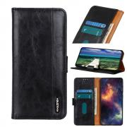 Taltech KHAZNEH Wallet Case in Leather for iPhone 13 Pro - Black