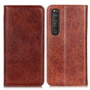 Taltech Sony Xperia 1 III cover- Brown