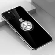 Taltech Case with ring for iPhone 11 Pro - Transparent