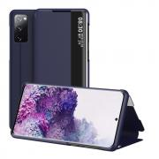 Taltech View Window Cover for Samsung Galaxy S20 FE - Blue