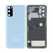Samsung Galaxy S20 Back Cover Blue