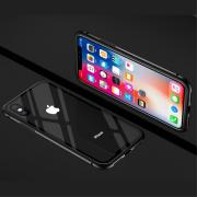 OEM Case with Detachable Magnetic Metallframe for iPhone X/XS