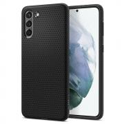 Spigen Spigen Liquid Air Case for Galaxy S21 - Black