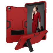 "Taltech HybdridCase for Samsung Galaxy Tab A 10.1"" 2019 - Red"