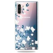 Taltech TPU Case for Samsung Galaxy Note 10 - Flowers