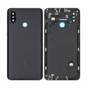 Xiaomi Mi Max 3 Back Cover Black