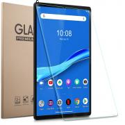 Taltech Screen Protector Tempered Glass for Lenovo Tab M10 Plus