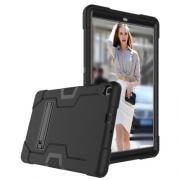 Taltech Hybrid Case with Built-in Stand for Samsung Galaxy Tab A 10.1 2019 - Black