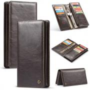 """Taltech CASEME 012 Universal Wallet Cover for Smartphone 4""""-6.5"""" - Brown"""