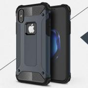 Armor Guard Protection Case for iPhone X/XS - Dark Blue
