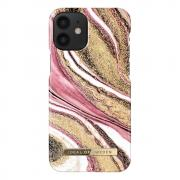 iDeal of Sweden iDeal Fashion Case for iPhone 12 Mini - Cosmic Pink Swirl