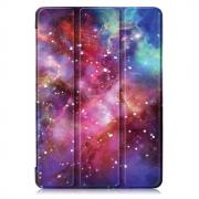 "Taltech Tri-fold Cover with Stand for iPad 10.2"" 2019 - Cosmic Space"