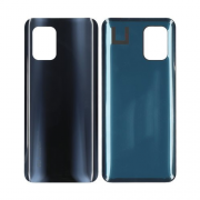 Xiaomi Mi 10 Lite 5G Back Cover - Black/Grey