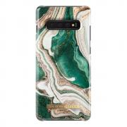 iDeal of Sweden iDeal Fashion Case for Samsung Galaxy S10 Plus - Golden Jade