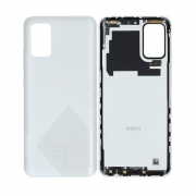 Samsung Galaxy A02s Back Cover White